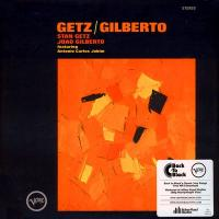 STAN GETZ / JOÃO GILBERTO featuring ANTONIO CARLOS JOBIM - Getz / Gilberto : LP+DOWNLOAD CODE