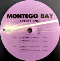 MONTEGO BAY - Everrything : 12inch