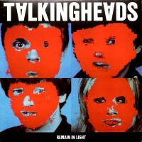 TALKING HEADS - Remain In Light : LP