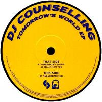 DJ COUNSELLING - Tomorrow's World EP : 12inch