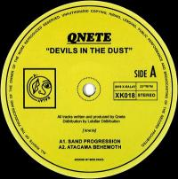 QNETE - Devils In The Dust : X-KALAY (UK)