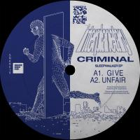 INTERPLANETARY CRIMINAL - Sleepwalker EP : SNEAKER SOCIAL CLUB (UK)
