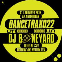 DJ BONEYARD - DANCE TRAX Vol.2 : DANCE TRAX (UK)