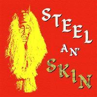 STEEL AN' SKIN - Reggae Is Here Once Again : LP
