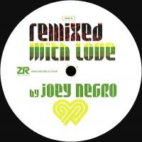 VARIOUS ARTISTS - Remixed With Love by Joey Negro 2019 Sampler : 12inch