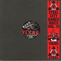 VIERS - Steel City Dance Discs Volume 12 : STEEL CITY DANCE DISCS (UK)