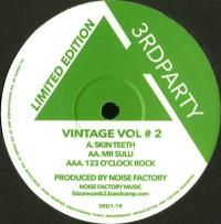 NOISE FACTORY - Vintage Vol.2 : 12inch