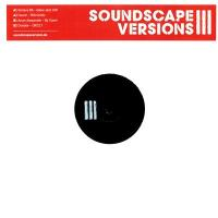 VARIOUS ARTISTS - Soundscape Versions 03 EP : 12inch