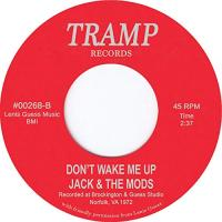 JACK & THE MODS - Don't Wake Me Up : 7inch