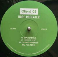 CLIENT_03 - Hope Repeater : 12inch
