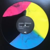 HENRIK SCHWARZ & ALMA QUARTET - Ccmyk : LP