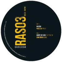 DUBKASM - Rastrumentals Remixes Part 2 : 10inch
