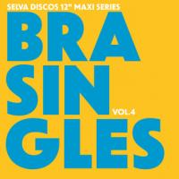 TACIANA - Tudo Faz Sentido <wbr>(Brasingles Vol. 4) : OPTIMO MUSIC SELVA DISCOS <wbr>(UK)
