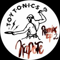 KAPOTE - REMIX EP 2 Sworn Virgins,art Of Tones,rahaan Rem : 12inch