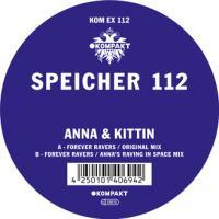 ANNA & KITTIN - Speicher 112 : 12inch