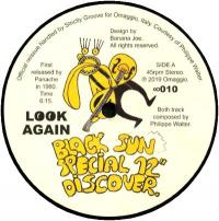 BLACK SUN - Look Again / Haven : 12inch