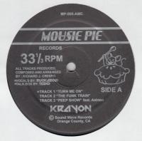 KRAYON - Turn Me On  : 12inch