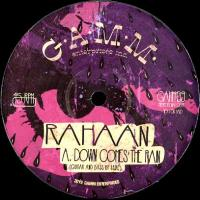 RAHAAN - DOWN COMES THE RAIN / YCHYC : 12inch