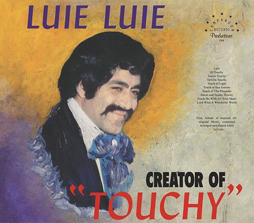 LUIE LUIE - Touchy : CD