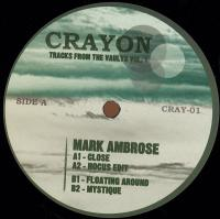 MARK AMBROSE - Tracks From The Vaults Vol.1 : 12inch
