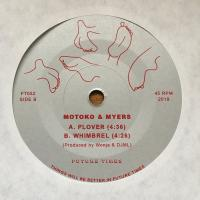 MOTOKO & MYERS - Plover / Whimbrel : FUTURE TIMES (US)