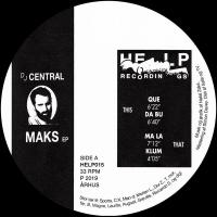 CENTRAL - Maks EP : 12inch
