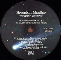 DJ SPIDER / BRENDON MOELLER - Mission Control : 12inch