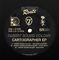 DESERT SOUND COLONY - Cartographer : SCENIC ROUTE (UK)