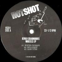 KENLO CRAQNUQUES - Wheeels EP : HOT SHOT SOUNDS (US) : 12inch