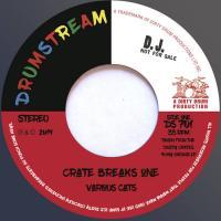 VARIOUS - Crate Breaks Vol.1 : 7inch