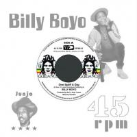 BILLY BOYO / ROOTS RADICS - One Spliff A Day / One Dub A Day : 17 NORTH PARADE (US)