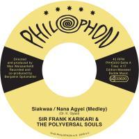 THE POLYVERSAL SOULS & SIR FRANK KARIKARI - Siakwaa / Nana Agyei (Medley) : PHILOPHON (GER)