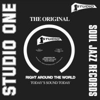 WILLIE WILLIAMS - Armagideon Time (Disco Mix) : SOUL JAZZ (UK)