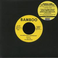 BABALU AND HIS HEADHUNTERS - Bahamas Gone Independent / Calypso Funk : 7inch