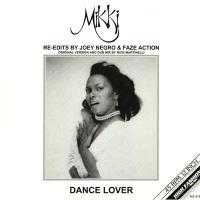 MIKKI - DANCE LOVER : 12inch