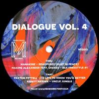 VARIOUS - Dialogue Vol. 4 : 12inch