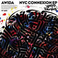 AWIDA - NYC Connexion EP : 12inch