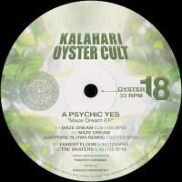 A PSYCHIC YES - Maze Dream EP : 12inch