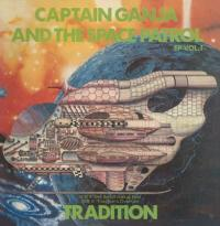 TRADITION - Captain Ganja & The Space Patrol Ep Vol.1 : OCTAVE-LAB (JPN)