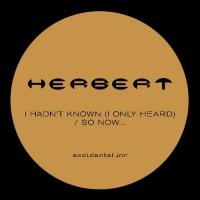 HERBERT - I Hadn't Known (I Only Heard) / So Now... : 12inch