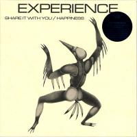 EXPERIENCE - SHARE IT WITH YOU /<wbr> HAPPINESS : THE ARTLESS CUCKOO <wbr>(GER)