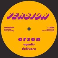 ORSON - Delivero EP : VERSION (UK)