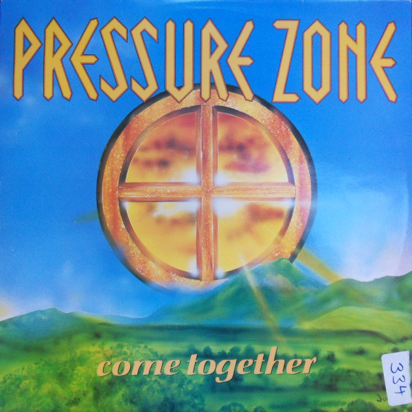 PRESSURE ZONE - Come Together : 12inch