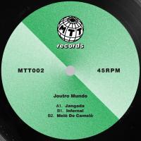 JOUTRO MUNDO - Brazilian Edits : 12inch
