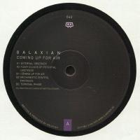 GALAXIAN - Coming Up For Air : 12inch