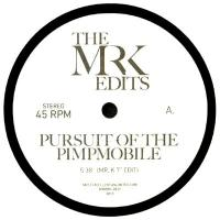 MR. K - Pursuit Of The Pimpmobile : 7inch
