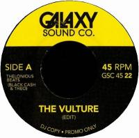 BLACK CASH & THEO - The Vulture / Get Together : 7inch