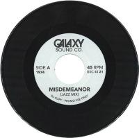 AHMAD JAMAL / DIONNE WARWICK - Misdemeanor / You're Gonna Need Me : GALAXY SOUND COMPANY (US)