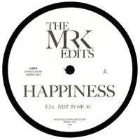 MR. K - Happiness : MOST EXCELLENT UNLIMITED (US)