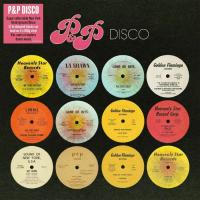 VARIOUS ARTISTS - P & P Disco : 2LP